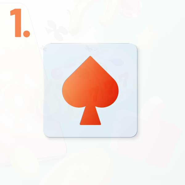 Steg 1 - Välj ditt utländska casino